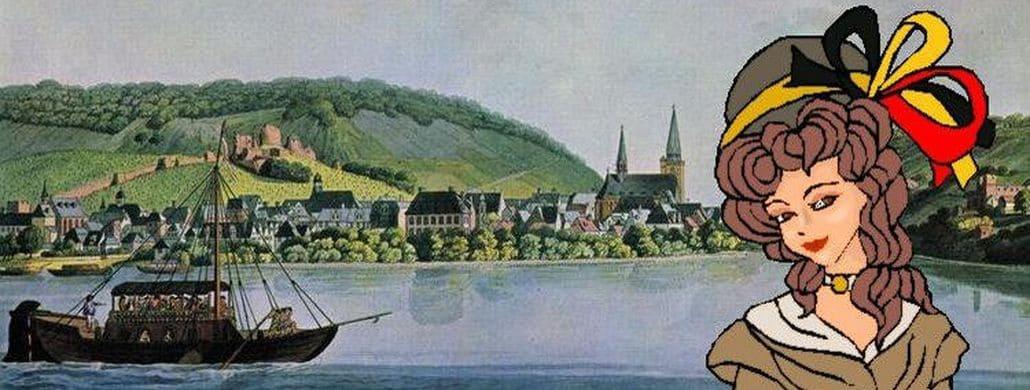 Am Rhein, Henriette