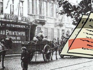 Brüssel 1914