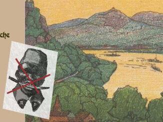 Rhein und Siebengebirge, Jahrtausendfeiern 1925