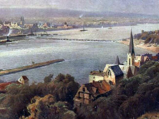 Astudin, Koblenz und Ehrenbreitstein (Ausschnitt)