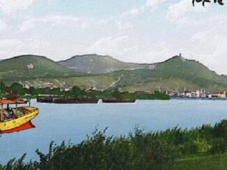 Rheindampfer Aimée, Königswinter