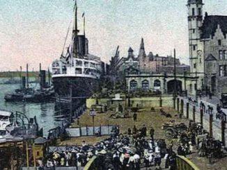 Antwerpen, 1920