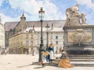 Brüssel in den 1890ern