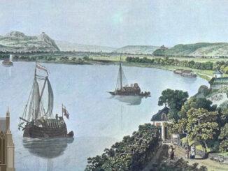 Rhein, Siebengebirge, Kölner Dom