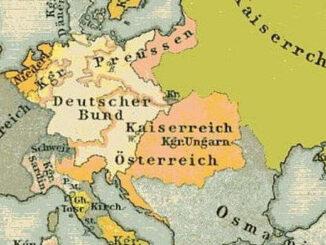 Europa nach dem Wiener Kongress