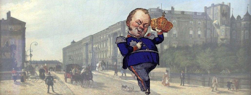 Friedrich Wilhelm IV., Berlin