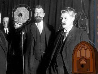 Weihnachtsansprache des Kanzlers Wilhelm Marx 1923