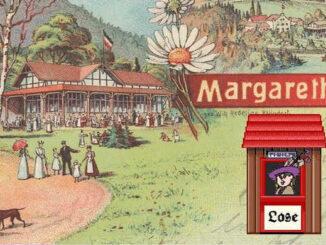 Margarethenhöhe, Geldlotterie für das Siebengebirge