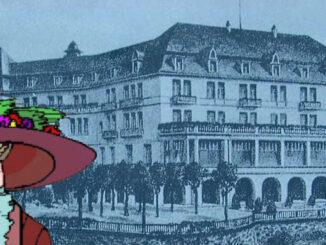 Hotel Mühlens auf dem Petersberg