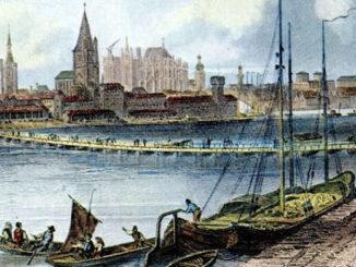 Köln in jenen Jahren
