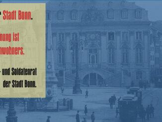 Bonn 1918