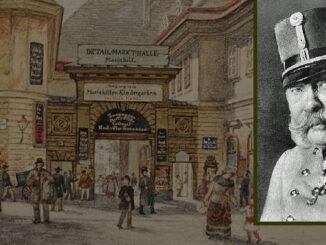 Wien 1916, Kaiser Franz I. Joseph