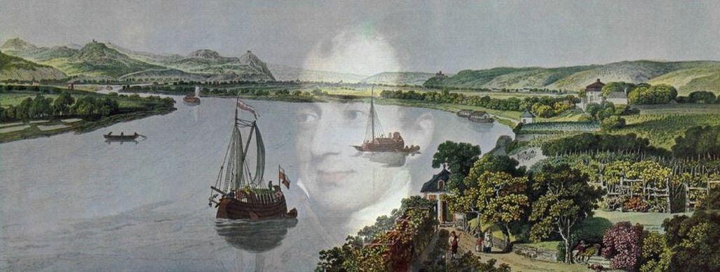Rhein, Siebengebirge, Metternich
