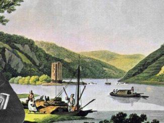 Hoffmann von Fallersleben, Bingen
