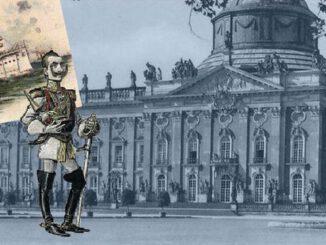 Neues Palais, Potsdam, Wilhelm II.